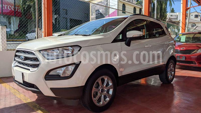 Ford Ecosport Trend Aut usado (2018) color Blanco precio $255,000