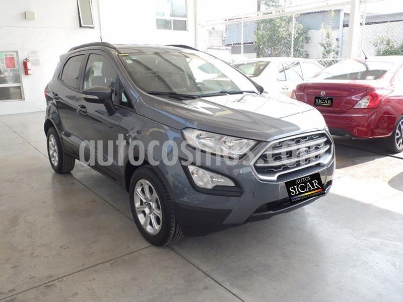 Ford Ecosport Trend Aut usado (2018) color Gris Oscuro precio $249,000