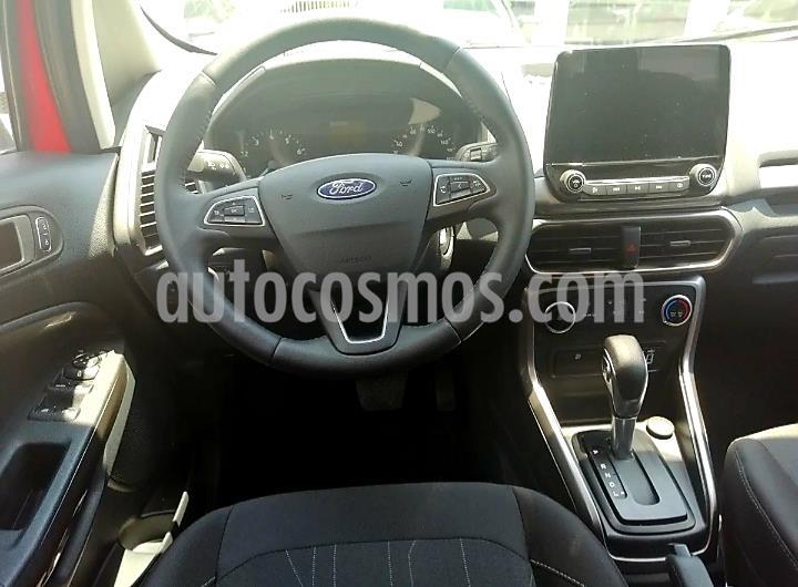 Ford Ecosport Trend Aut usado (2020) color Rojo precio $365,000