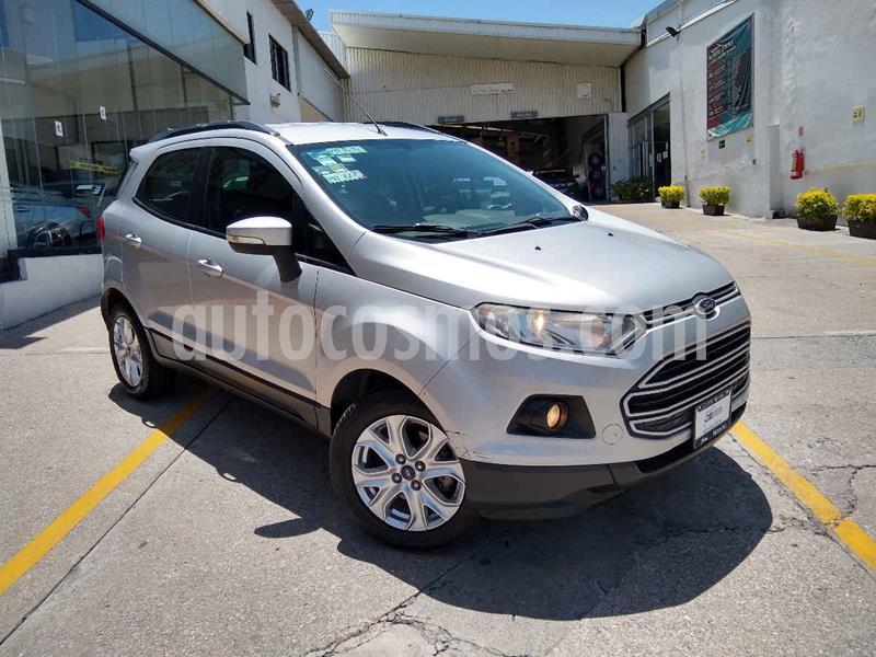 Ford Ecosport Trend Aut usado (2015) color Plata precio $165,000