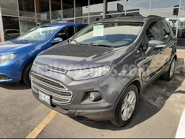 Ford Ecosport Trend Aut usado (2017) color Gris Oscuro precio $230,000