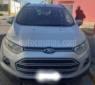 Ford Ecosport SE usado (2014) color Plata precio $170,000