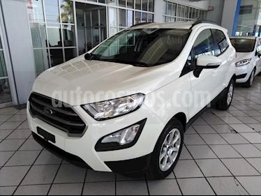 Ford Ecosport Trend Aut usado (2019) color Blanco precio $343,510