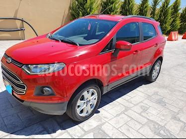 Ford Ecosport SE usado (2013) color Rojo precio $140,000