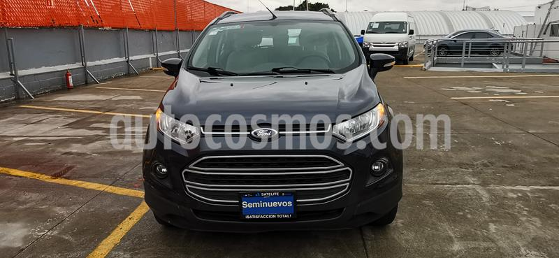 Ford Ecosport SE Aut usado (2014) color Gris Oxford precio $175,000