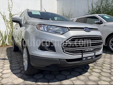 Ford Ecosport TREND AT usado (2017) color Plata precio $199,999
