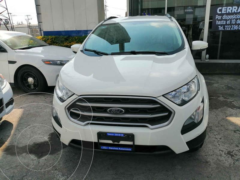 Foto Ford Ecosport Trend Aut usado (2019) color Blanco precio $279,000