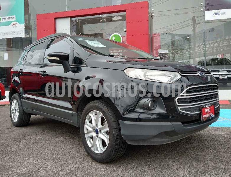 Ford Ecosport SE Aut usado (2014) color Negro precio $159,900