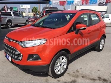Ford Ecosport Trend Aut usado (2017) color Naranja precio $221,000