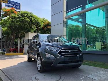 Ford Ecosport Titanium Aut usado (2019) color Gris precio $339,000