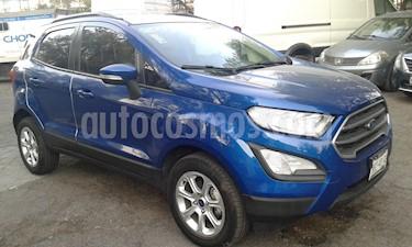 Ford Ecosport Trend usado (2018) color Azul Relampago precio $249,000