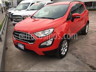 Ford Ecosport Trend Aut usado (2018) color Rojo precio $239,000