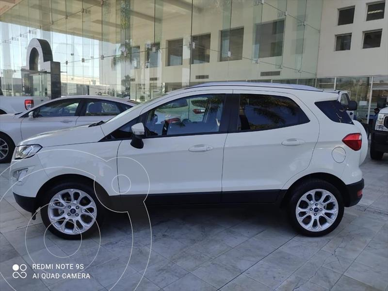 Foto Ford Ecosport Titanium usado (2020) color Blanco precio $360,000