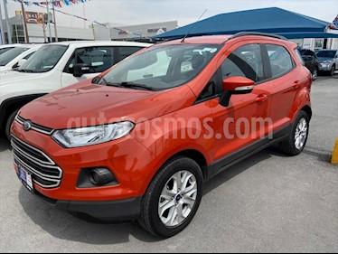 Ford Ecosport Trend Aut usado (2017) color Rojo precio $215,000