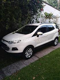 Ford Ecosport SE Aut usado (2015) color Blanco precio $195,000