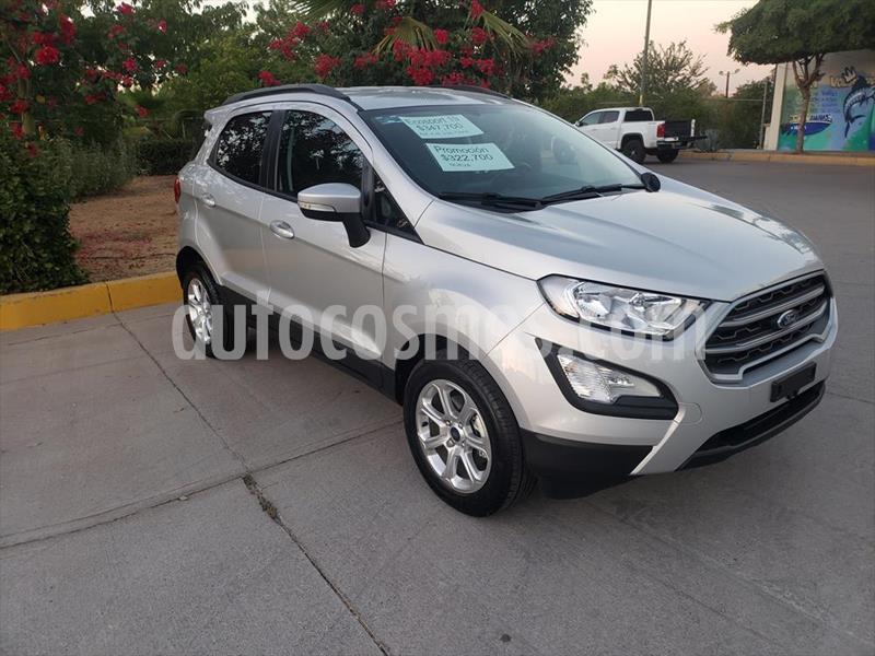 Ford Ecosport Trend Aut usado (2019) color Plata precio $322,700
