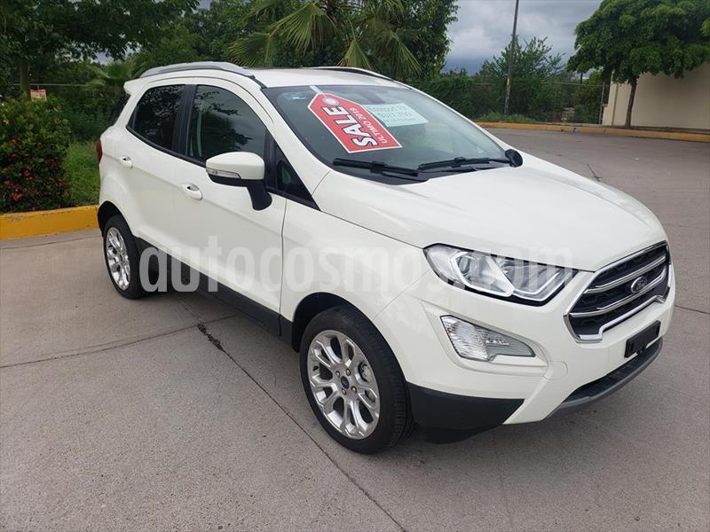 Ford Ecosport Titanium Aut usado (2019) color Blanco precio $352,700