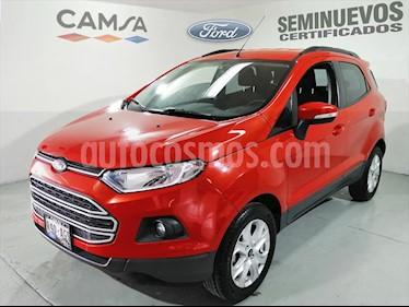 Ford Ecosport Trend Aut usado (2016) color Naranja precio $199,900