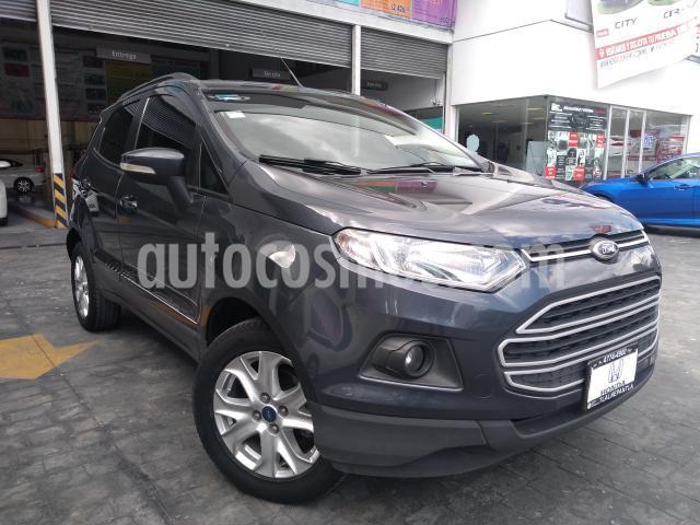 Ford Ecosport 5P SE AT A/AC. RA-16 usado (2014) color Gris precio $156,000