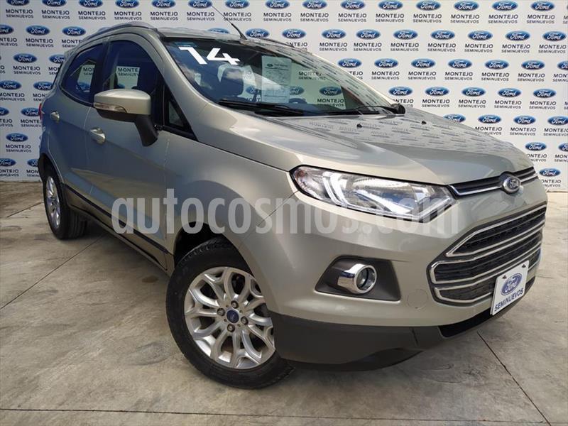 Ford Ecosport SE MT R16 usado (2014) color Gris precio $175,000