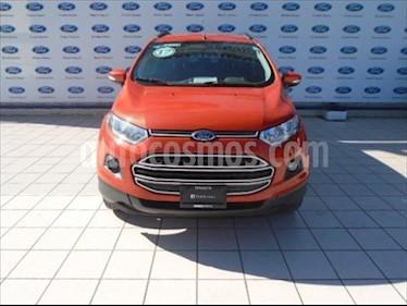 Ford Ecosport TREND MT usado (2017) color Naranja precio $210,000