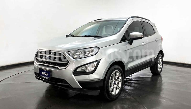 Ford Ecosport Trend Aut usado (2018) color Plata precio $279,999