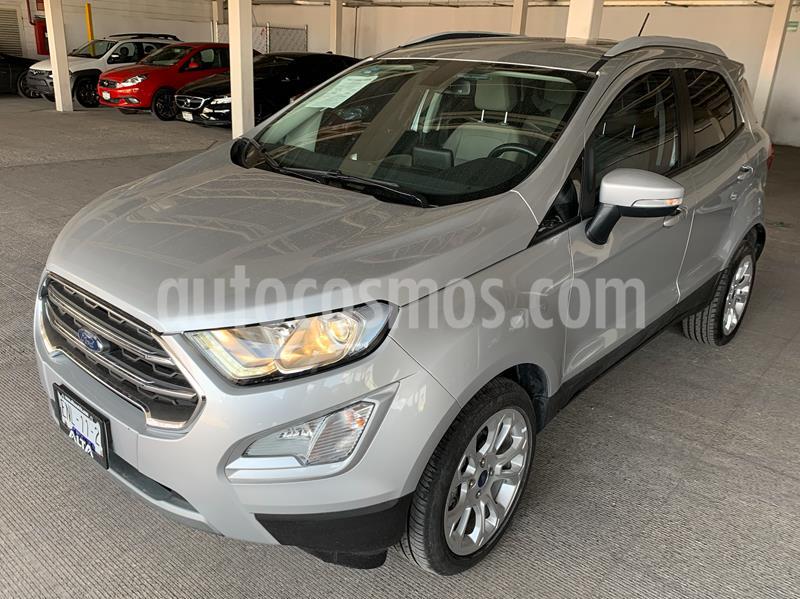 Ford Ecosport Titanium usado (2019) color Plata Dorado precio $310,000