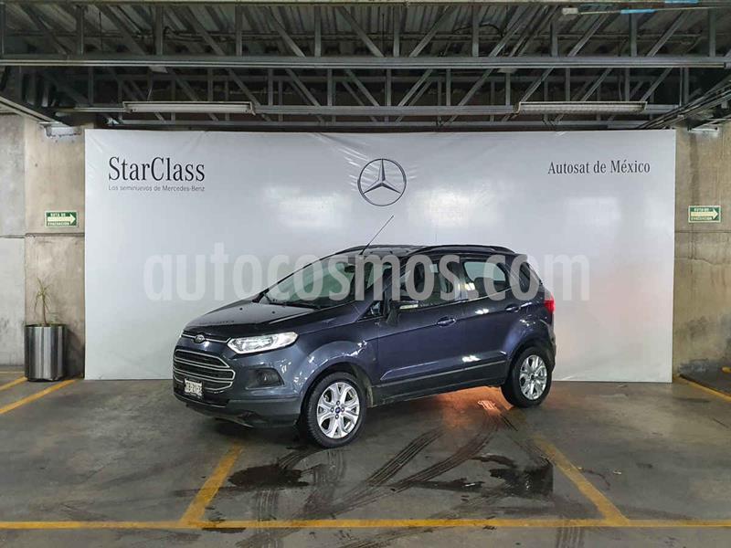 Foto Ford Ecosport SE Aut usado (2014) color Gris precio $179,000
