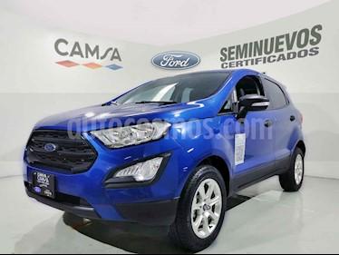 Foto Ford Ecosport Impulse usado (2018) color Azul precio $260,000