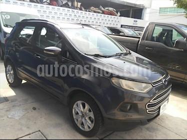 Foto Ford Ecosport SE MT R16 usado (2014) color Gris precio $155,000