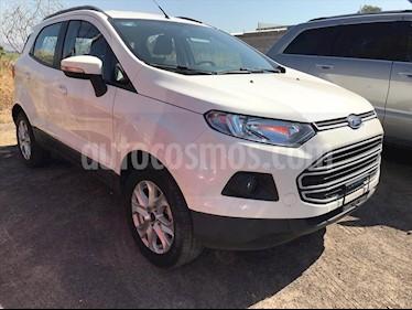 Ford Ecosport TREND MT usado (2017) color Blanco precio $245,000