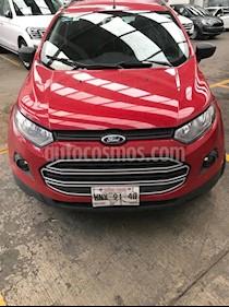 Foto Ford Ecosport Trend usado (2013) color Rojo precio $129,000