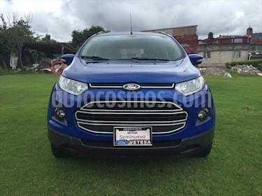 Ford Ecosport SE usado (2014) color Azul Electrico precio $159,000