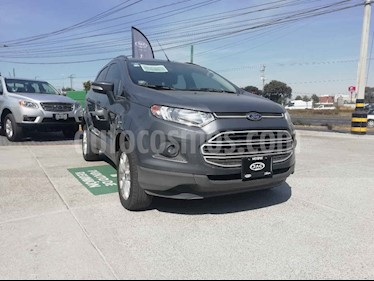 Ford Ecosport Trend Aut usado (2017) color Gris precio $215,000