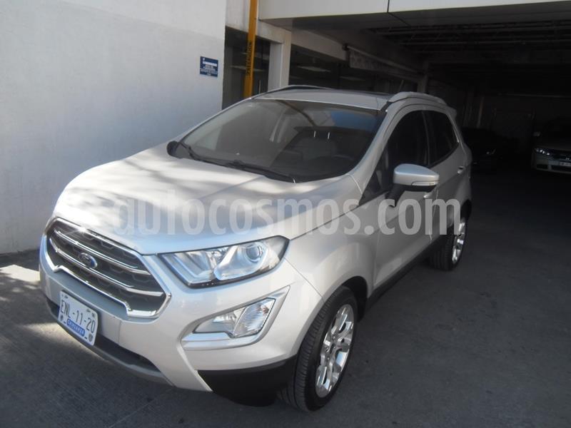 Ford Ecosport Titanium usado (2018) color Gris precio $289,000