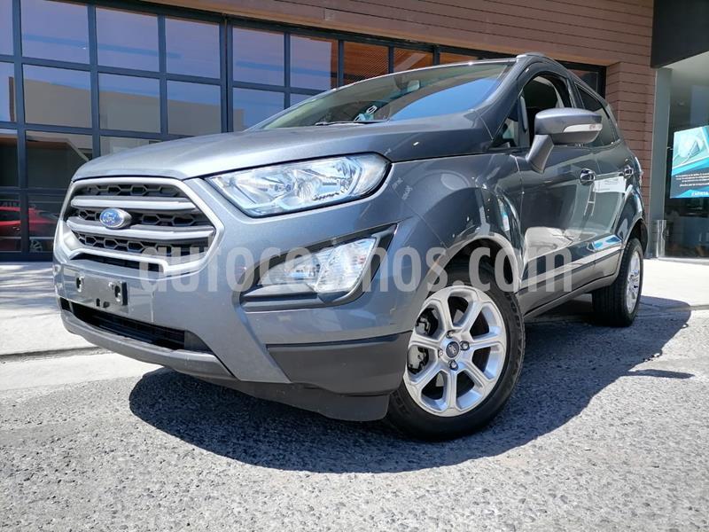 Ford Ecosport Trend usado (2018) color Gris Hierro precio $250,000