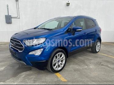 Ford Ecosport TITANIUM TA 2.0L usado (2018) color Azul Electrico precio $280,000
