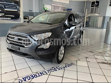 Ford Ecosport TREND TA 2.L usado (2018) color Gris Oscuro precio $265,000