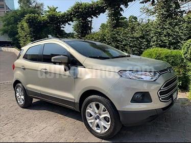 Ford Ecosport Trend Aut usado (2017) color Plata precio $249,000