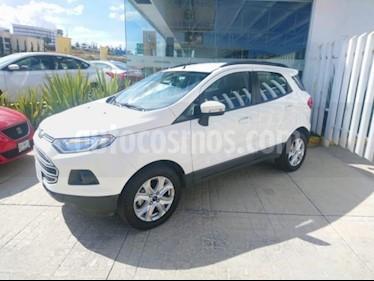 Foto Ford Ecosport 5p Trend L4/2.0 Aut usado (2017) color Blanco precio $245,000