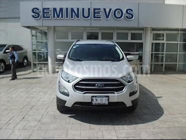 Ford Ecosport Trend Aut usado (2019) color Plata precio $295,000