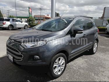 Ford Ecosport SE usado (2014) color Gris precio $155,000