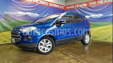 Foto Ford Ecosport 5P SE AT A/AC. RA-16 usado (2014) color Azul precio $169,000