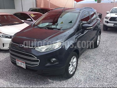 Ford Ecosport SE Aut usado (2014) color Gris precio $150,000