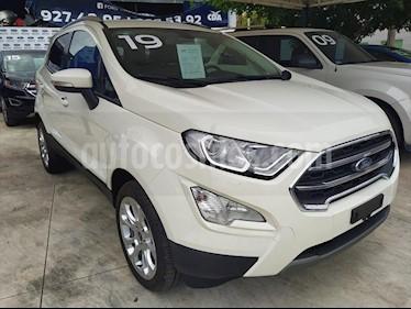 Foto Ford Ecosport Titanium Aut usado (2019) color Blanco precio $349,000