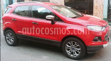 Ford Ecosport 1.6 Freestyle usado (2013) color Rojo precio u$s11,300