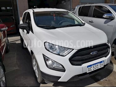 Foto venta Auto usado Ford EcoSport S 1.5L (2018) color Blanco Oxford precio $505.000
