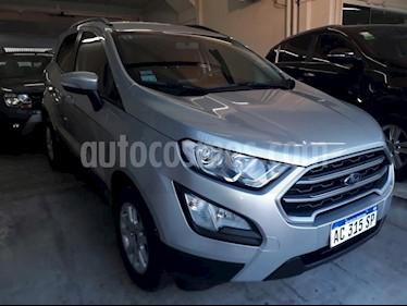 Foto venta Auto usado Ford EcoSport S 1.5L (2018) color Gris Claro precio $520.000