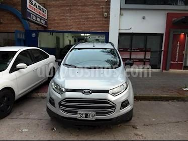 Ford EcoSport SE 1.5L TDi usado (2014) color Gris Claro precio $375.000