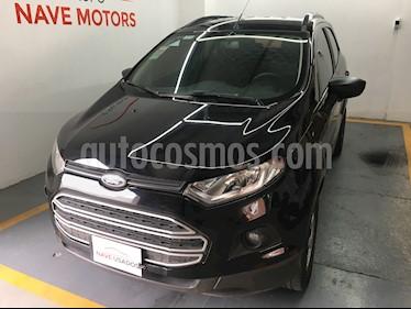 Foto venta Auto usado Ford EcoSport SE 1.5L (2014) color Negro precio $517.000